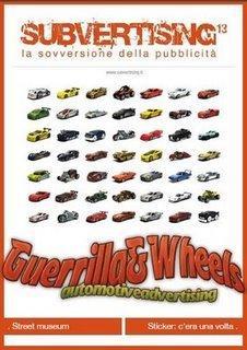 Dicembre 2008 – Subvertising: Street Museum, l'arte del guerrilla marketing