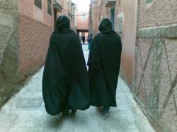 Che ci fanno 7 Ninja a Marrakesh?
