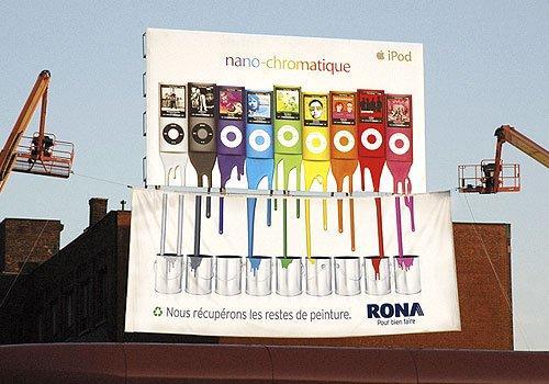 Ambush Marketing a Montreal: Rona vs Apple