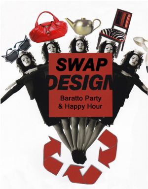 Be Cool, Be Green, Be Glam: Swap Party, nuova frontiera del lusso!