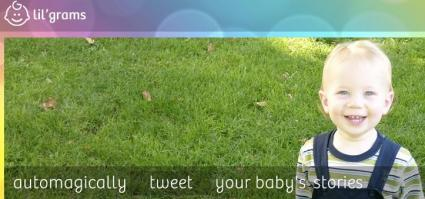Lil'grams: ora anche i neonati hanno il loro Social Network