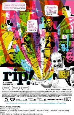 Remixami! Riuso, riciclo e partecipazione in RIP: a remix manifesto