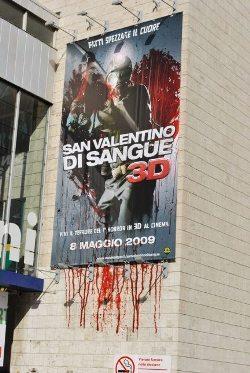 San Valentino di sangue in 3D : il cinema non convenzionale?