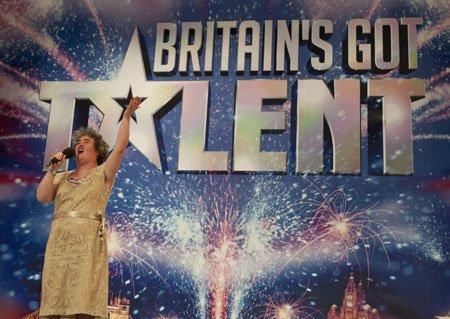 Susan Boyle: da brutto anatroccolo a successo virale
