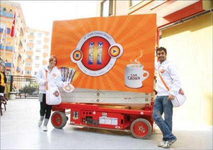 Cafe Crown – Il caffè che ti raggiunge ovunque!