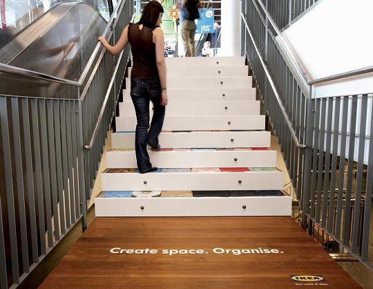"""Ikea rivoluziona il concetto di """"salva spazio"""""""