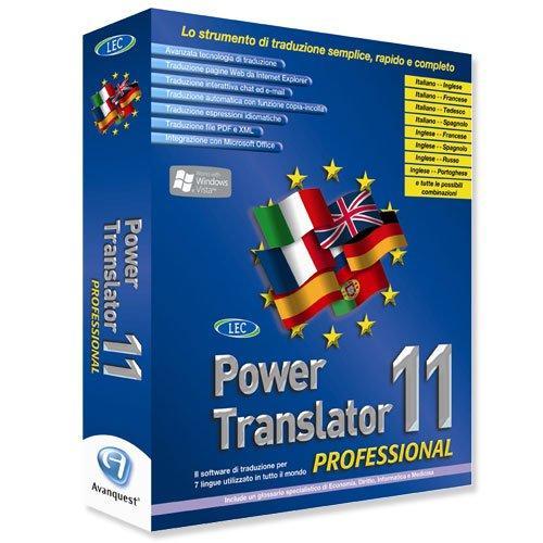 Scarica Gratis Power Traslator 11 Pro Originale