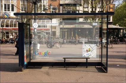 Ambient Marketing per Google Street View