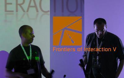 Le Frontiere dell'Interazione 2009: Social Network, Internet degli Oggetti e Città Senzienti,