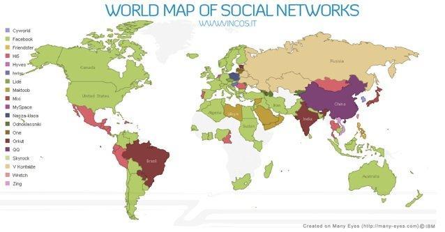 Social Networking – Da oggi è impossibile perdersi!