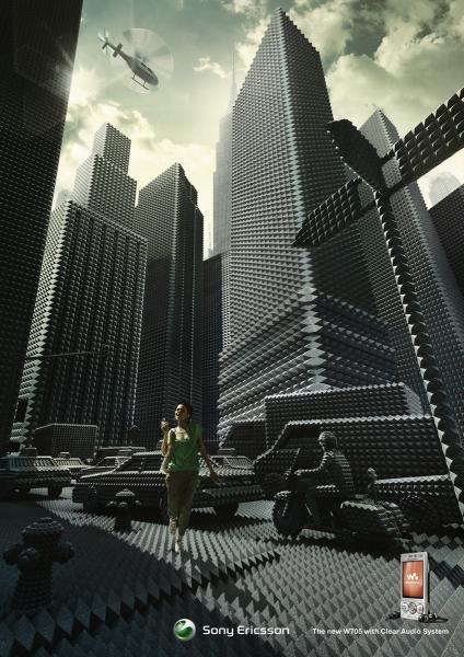 Sony Ericsson Walkman vi promette una città a prova di suono
