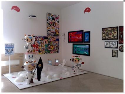 Urban Superstar Show al Museo MADRE di Napoli continua fino al 15 Giugno