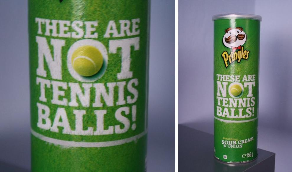 Ambush Marketing Sportivo: Pringles ce la fa