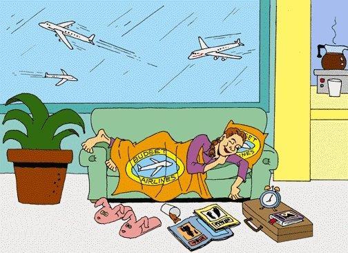 Una guida vi consiglia i migliori aeroporti in cui peronottare