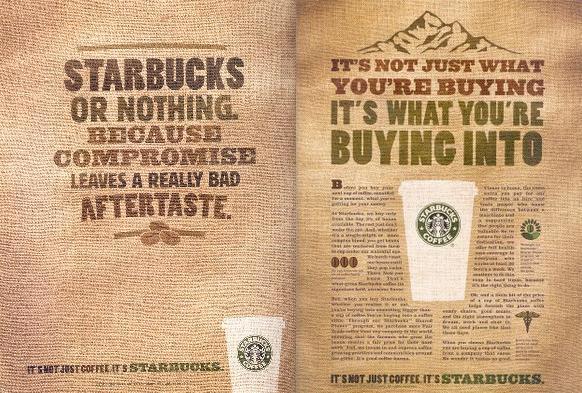 Starbucks social media marketing offline - seconda parte 2