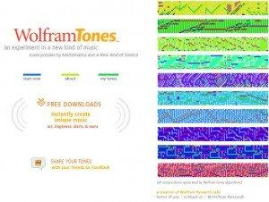 Wolfram Tones - La matematica suona ad 8 bit