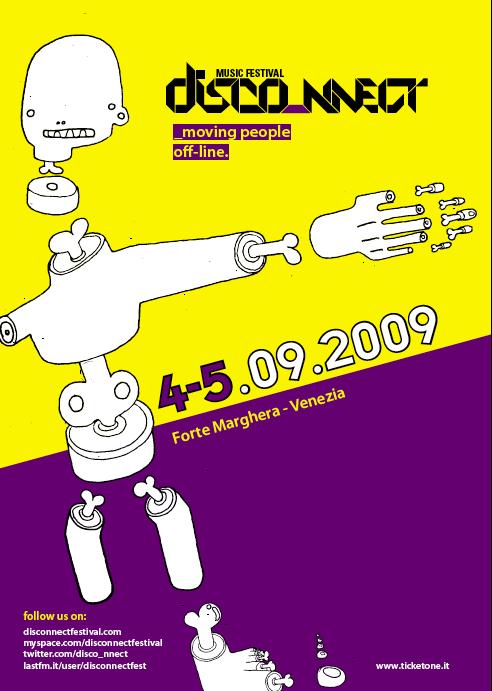 disco_nnect festival – Il 4 e 5 settembre electro-pop a Venezia