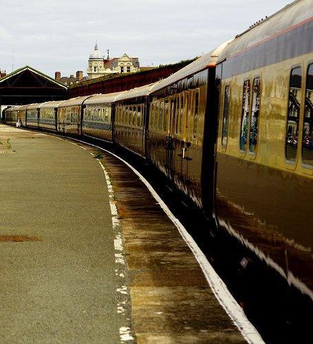 La cultura viaggia in treno-teatro…
