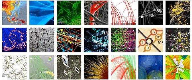 Quando l'arte è fatta di dati…
