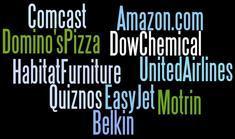 Il nostro saluto estivo con la Top Ten dei peggiori incubi dei brand