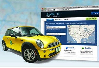 Social studenteschi: Zimride e Unclasses