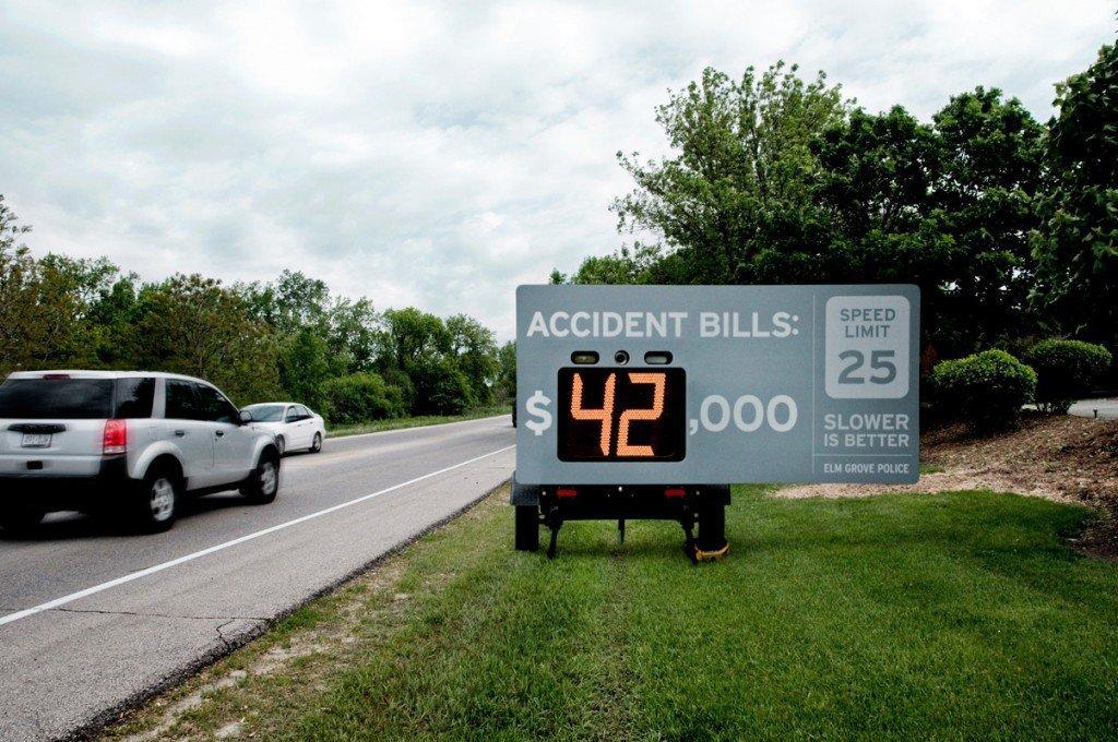 Autovelox previdenti in Wisconsin