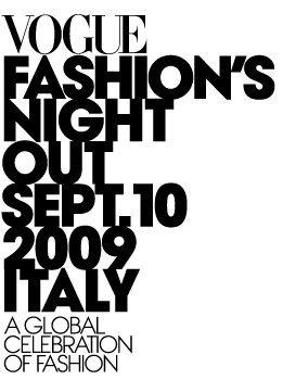 Il 10 Settembre Vogue Fashion's Night Out a Milano