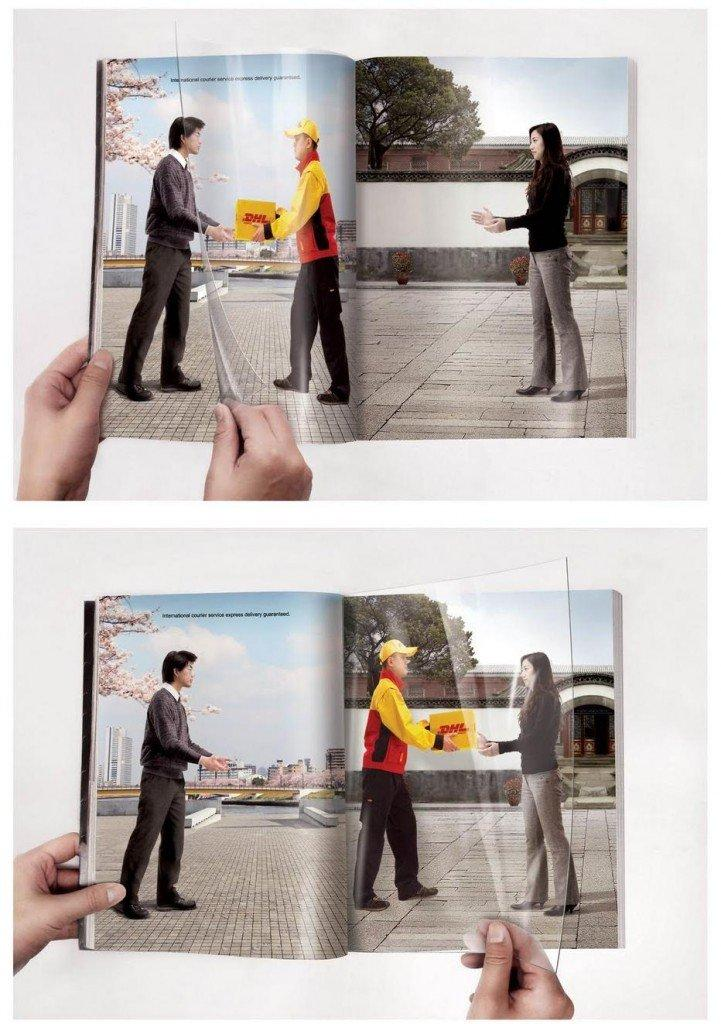DHL – Turning Page
