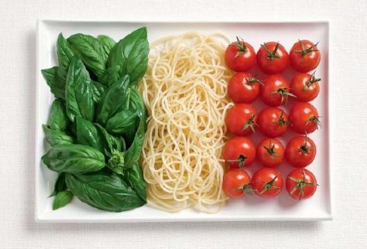 Sydney International Food Festival - bandiera italia