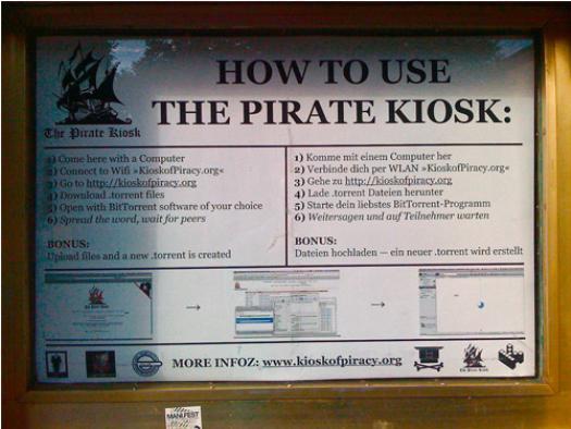 Ancora minacce per Pirate Bay