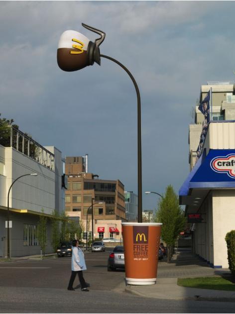 Nuovo Ambient per McDonald's in Canada