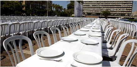 Street Marketing - Il pranzo (non) è servito