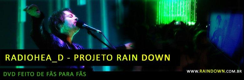 Progetto Rain Down: un videobootleg user-generated