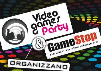 Videogames Party e Gamestop al Lucca Comics & Games