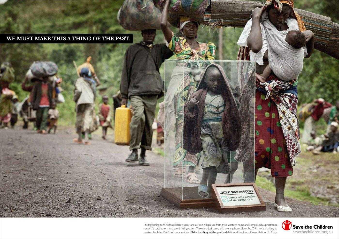 Save the children: Facciamo in modo che questo sia passato