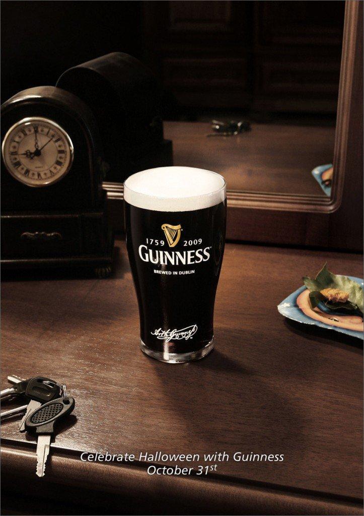 Guinness Halloween