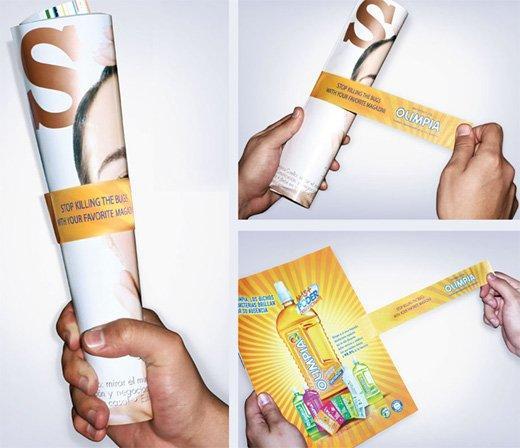 Olimpia: quando le riviste non sono più un'arma