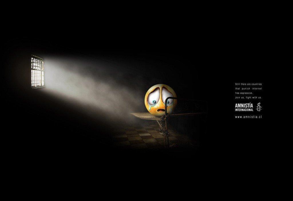 Amnesty International si batte per la libertà di espressione su Internet 2