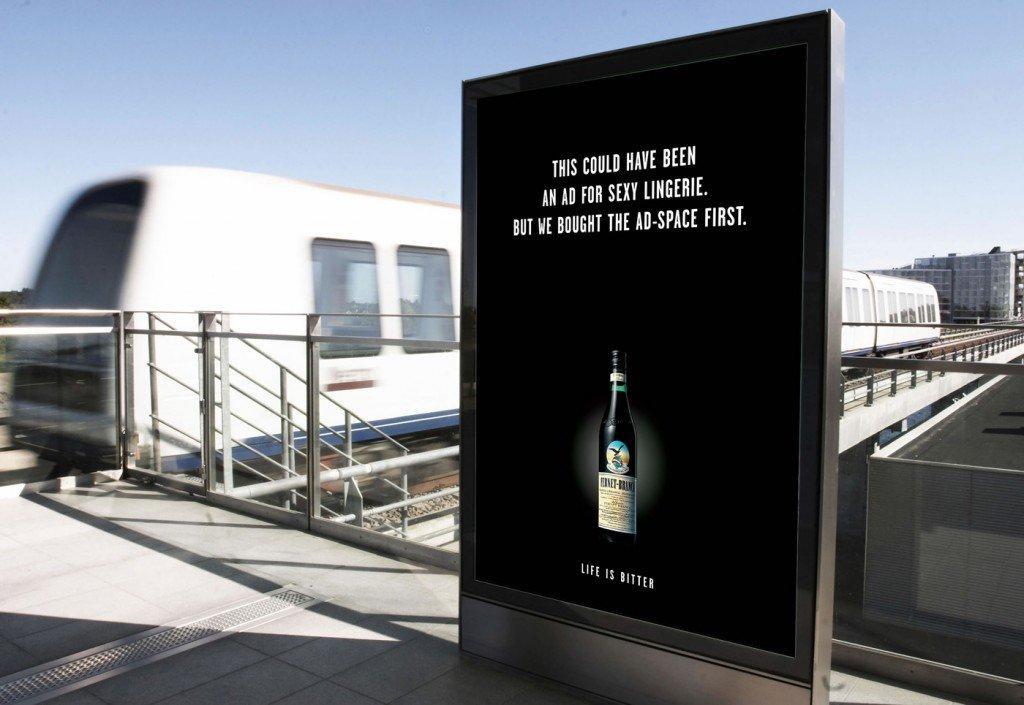 Fernet Branca: la vita è amara