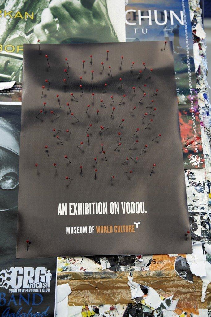 Comunicazione creativa per la mostra sul Vudù