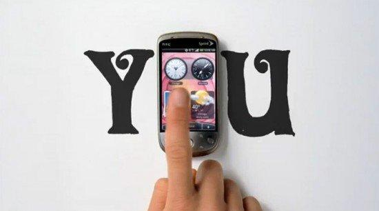 You: la nuova campagna di HTC