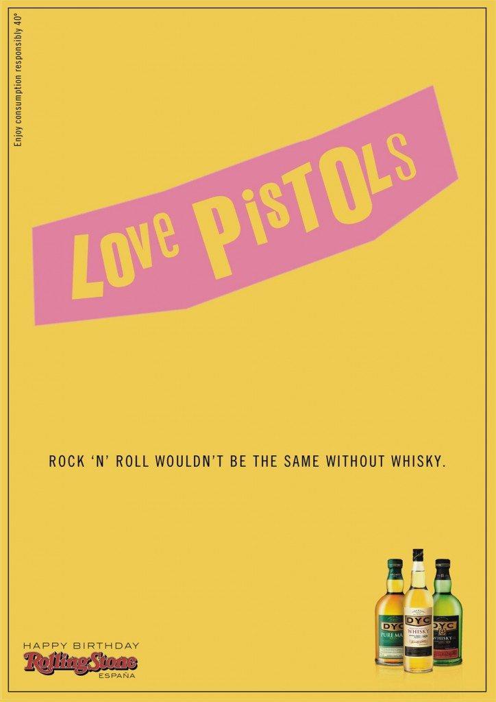Come sarebbe il Rock 'N' Roll senza whisky?