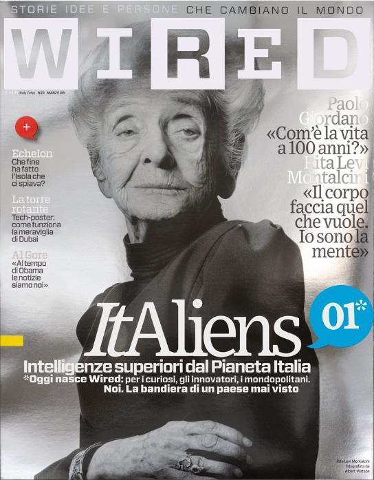 Wired, Internet e il Nobel per la Pace