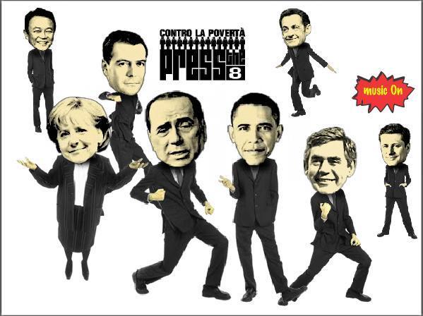 I leader del G8? Martelliamoli!