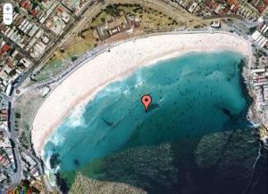 Allerta squali su Google Maps!
