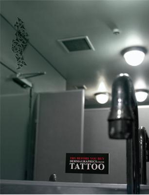 Prove tecniche di tatuaggio