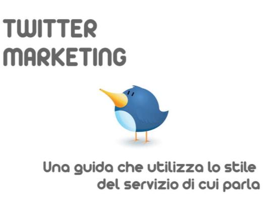 Parlare di Twitter in forma di tweet