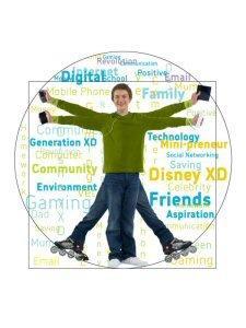 Disney e la Generazione XD