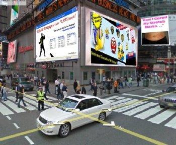 Google introduce la pubblicità su Street View