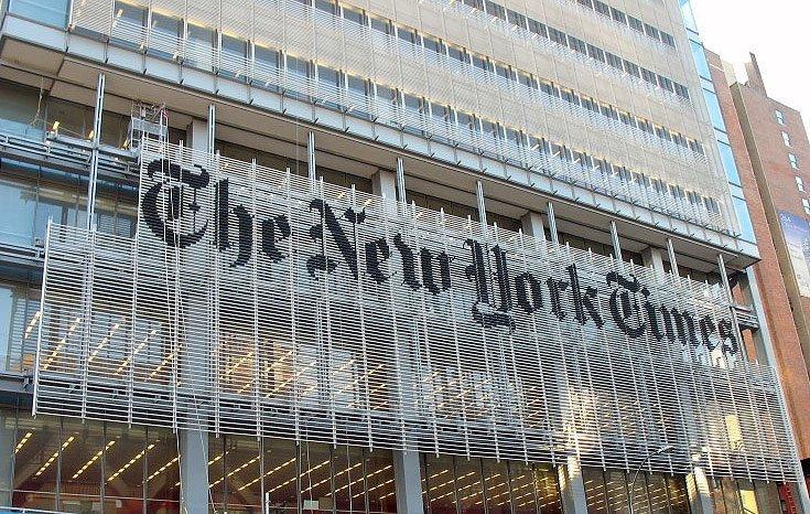 New York Times, scelta giusta o suicidio?